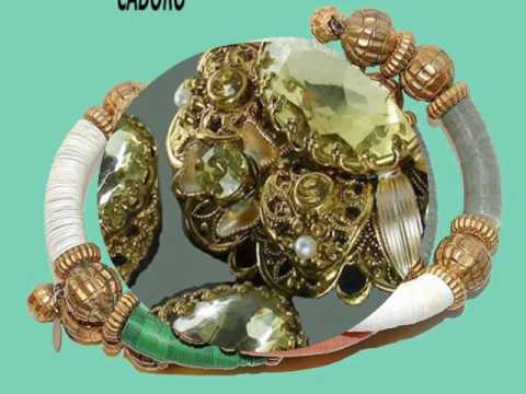 Video Luxury vintage Jewelry