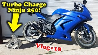 Turbo Charge Ninja 250 How To