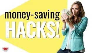 Money Saving Hacks! | Jordan from Millennial Moms