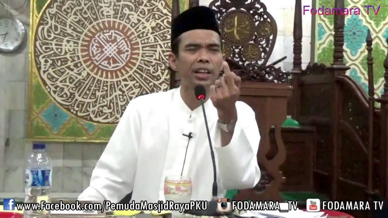 untuk yang mau menikah - H.Ustadz Abdul Somad Lc,MA - YouTube