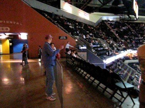 Spurs AT&T Center