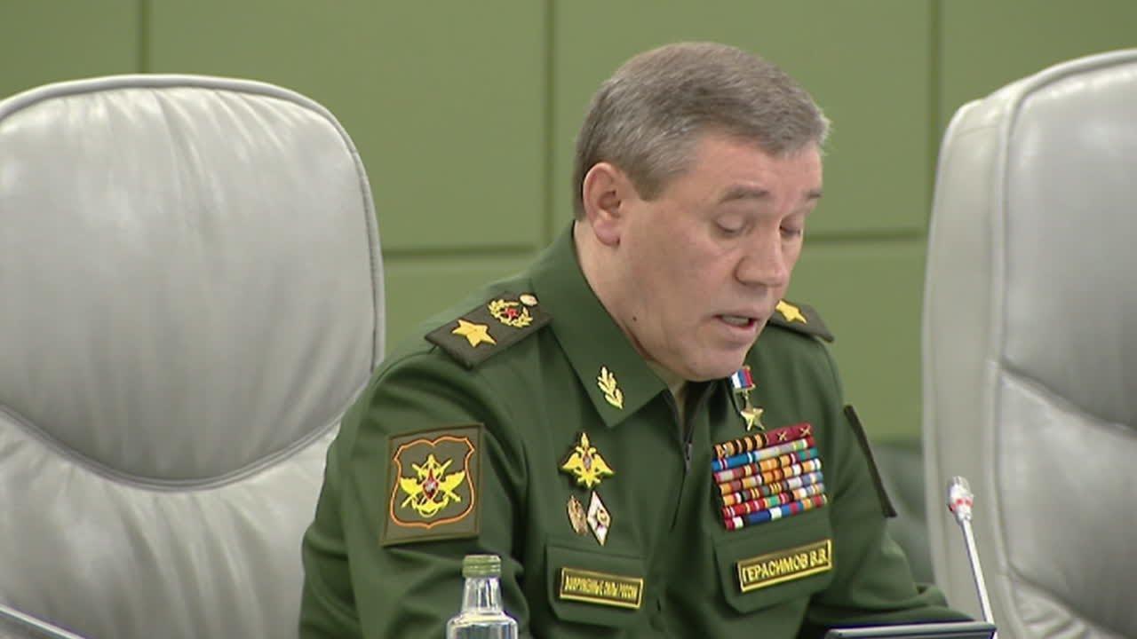 PTV News Speciale 13.04.18 - 13 marzo, le parole profetiche del capo di Stato Maggiore russo
