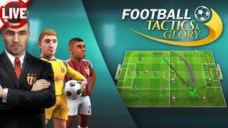 FOOTBALL, TACTICS & GLORY - Ball rund muß in Tor eckig! - Livestream Football, Tactics & Glory