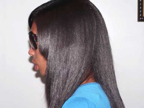 All Natural Black Hair To Coppola Keratin Smoothing YouTube