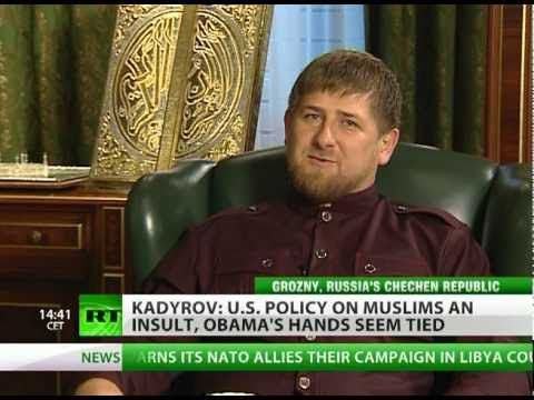 US policy on Muslims an insult - Chechen Head