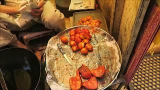 Дхарамсала Влог 392. Новая необычная тибетская уличная еда яйца во фритюре и покупка поющей чаши