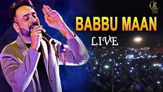 BABBU MAAN LIVE ● OFFICIAL VIDEO ● PART 1 ● KABADDI CUP ● PIND MAJRA CHANDIGARH