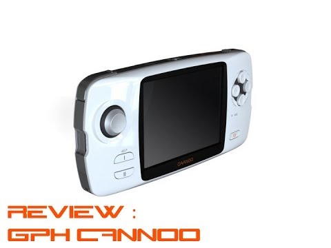 Review : GPH Caanoo