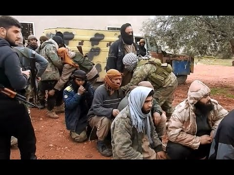 "ISIS pocket surrenders to ""moderate"" jihadists 