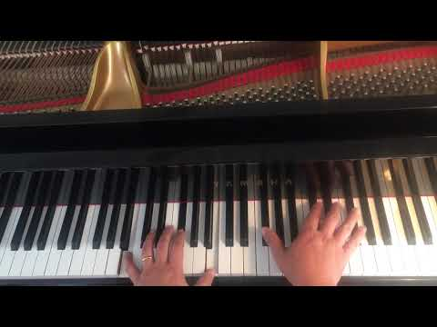 Unforgettable - Nat King Cole / Natalie Cole - Piano Cover