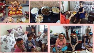 kanya pujan/indian mom