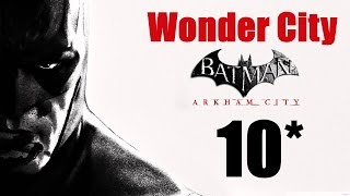CZ tit. | Let's Play | Batman: Arkham City | #10 | NG+ | 1080p