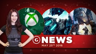 Two New Xbox One Consoles Rumored, Titanfall 2 Details Leak! - GS Daily News