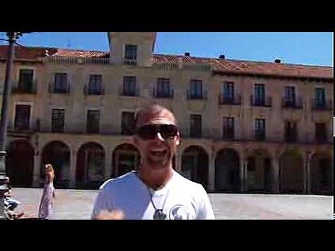 Plaza Mayor - Leon, Spain