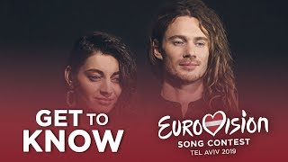 Get To Know - Eurovision 2019 - Latvia - Carousel (ENG/RUS)