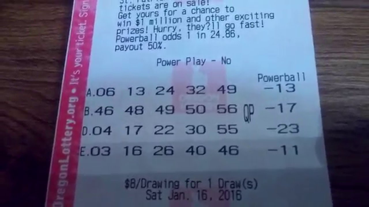 January 13 powerball prizes 1/13/16