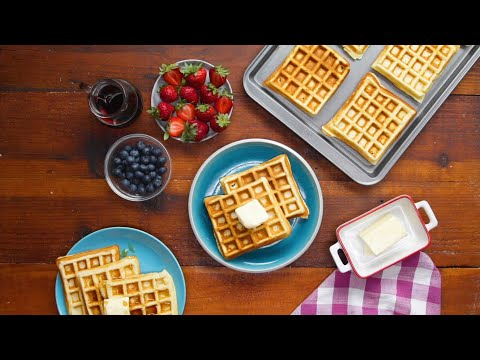 How To Make The Ultimate Waffle • Tasty Recipes from YouTube · Duration:  3 minutes 20 seconds
