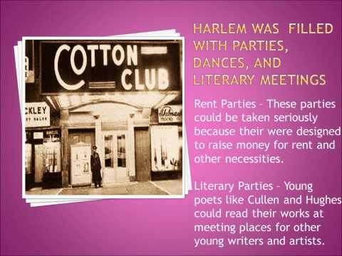 The Harlem Chicago Renaissance