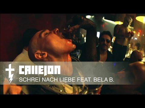 CALLEJON Schrei nach Liebe feat. BELA B.