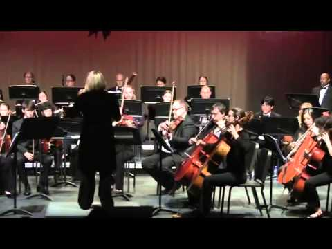 Doha Community Orchestra Christmas 2013 Part 1