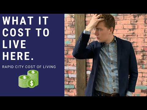 Cost Of Living In Rapid City South Dakota