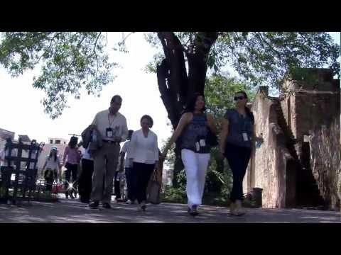 Eventos Especiales DREFF 2012: Inauguración Exhibición en Parque Independencia