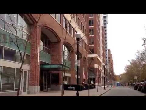 New York City Manhattan Tour - Visiting friends in  Hoboken New Jersey