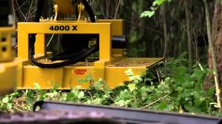 Video still for Brush Wolf 4800X - Brush Cutter Attachment for Excavators