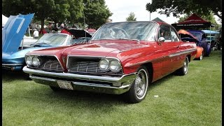 1961 Pontiac Ventura with a 421 Super Duty engine - My Car Story with Lou Costabile