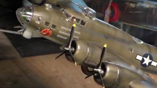 Ahoy Gents Here is a semntamental build of the old Lindberg B-17G F...