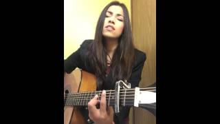 Daniela calvario / A lo mejor - banda MS / cover