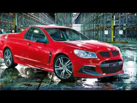 Vauxhall Maloo pick up for 2016