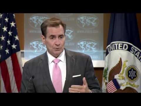 Spokesperson Kirby on Ceasefire, Next Steps in South Sudan
