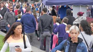 Docklands Wakeboarding Festival, Dublin 2017