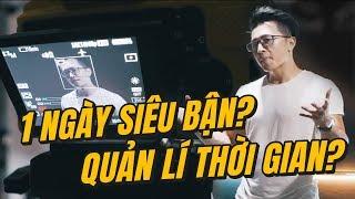 EP 87: 1 Ngày Của Full Time Fitness Vlogger có những gì?   An Nguyen Fitness  An Nguyen Fitness