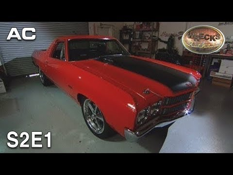 Wrecks to Riches | S02E01 | Chevy El Camino