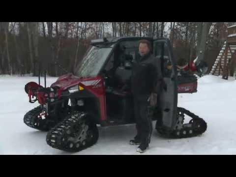 Polaris Ranger 900 XP - PF 2015 Ep  5 - YouTube
