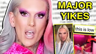 JEFFREE STAR GETS CALLED OUT FOR NEW LAUNCH