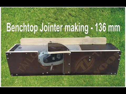 Membuat Jointer Dari Hand Planer 136 mm