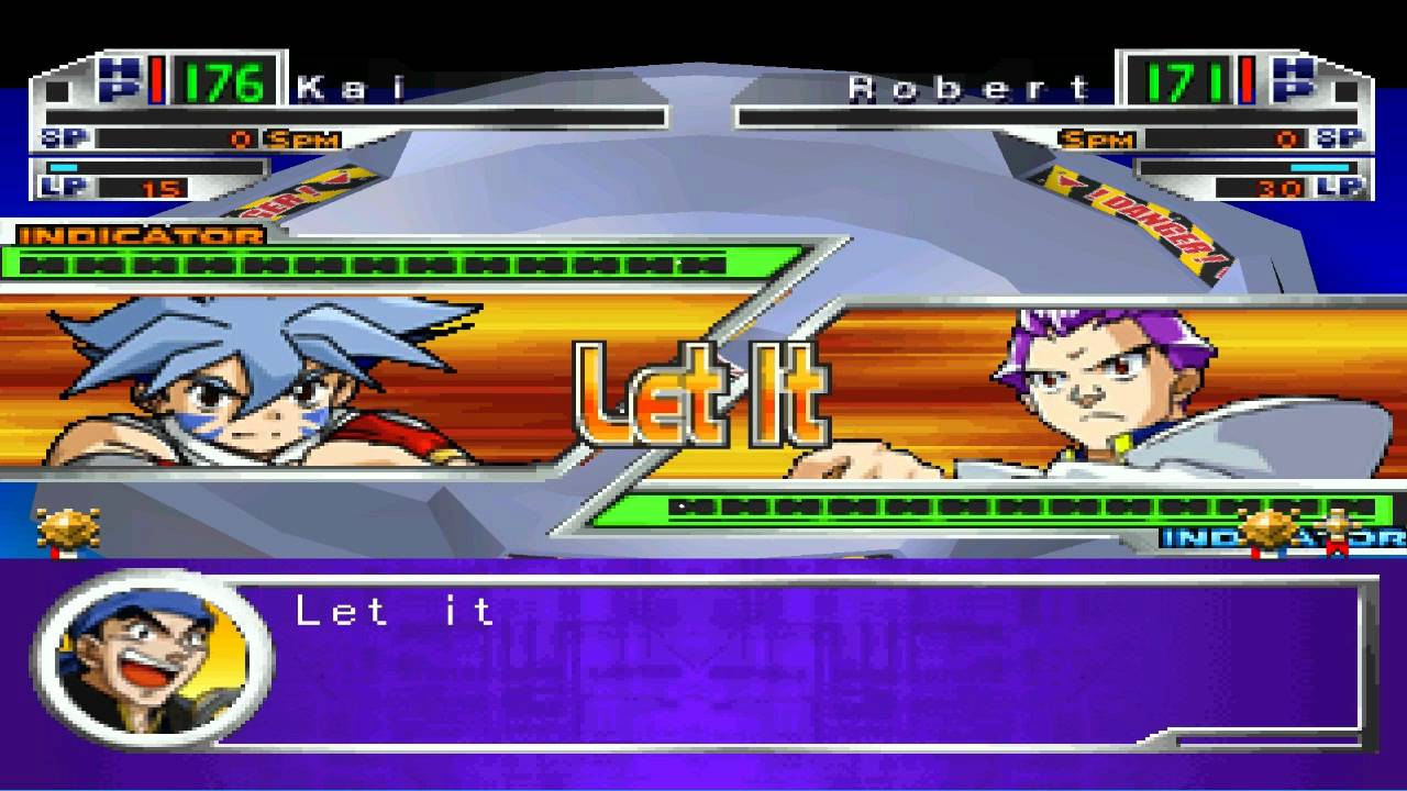 BeyBlade - Let It Rip - PC Full Version Game Free Download