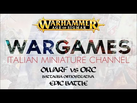 Age of Sigmar Rules - Final Battle