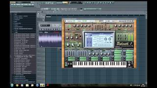 Hardstyle Lead Tutorial (+ FLP) (In FL Studio)