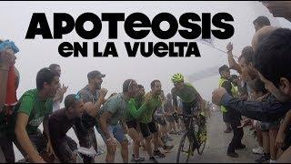 Apoteosis en La Vuelta |LA MEJOR AFICIÓN DEL MUNDO