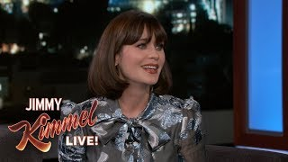 Zooey Deschanel Reveals Prince Loved New Girl