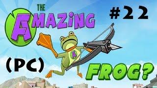 Amazing Frog? (PC) Part 22 - Laser Walls