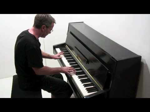 Grieg 'In the Hall of the Mountain King' - piano solo - Paul Barton, piano