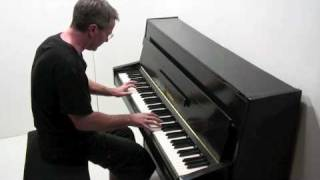 Grieg 'In the Hall of the Mountain King' - piano solo - Paul Barton, piano - Stafaband
