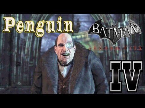 GRAND THEFT AUTO IV: PENGUIN  BATMAN ARKHAM CITY