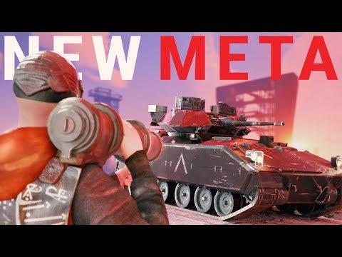 Rust - BRADLEY is META (Tank Takedowns, PvP Highlights & More) [PART 1/3]