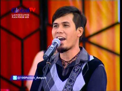 DRIVE Feat RINNI & DJ DEVINA Live At 100% Ampuh (10-01-2013) Courtesy GLOBAL TV